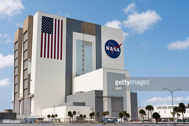 nasa launch control at kennedy space center, cape canaveral - nasa stock pictures, royalty-free photos & images