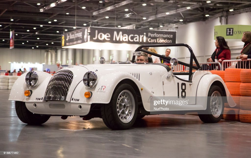 London Classic Car Show Photos And Images Getty Images - London classic car show