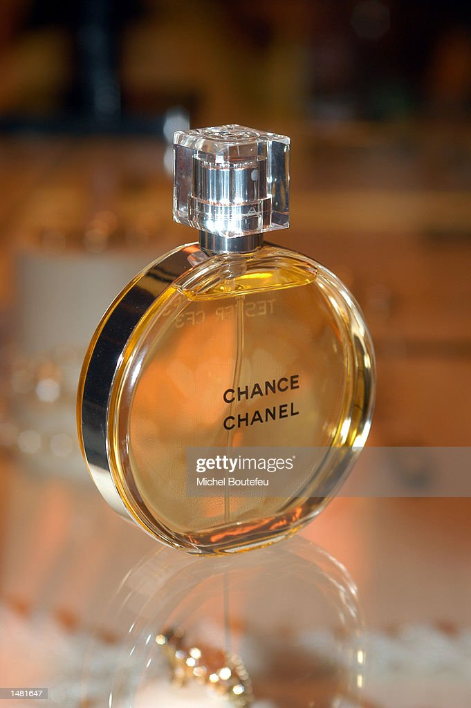 Launch of Chance, the new Chanel Fragrance : News Photo