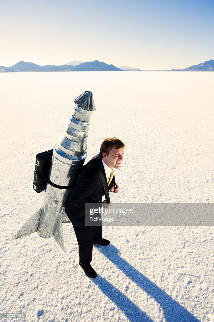 Launch Your Business : Stock Photo