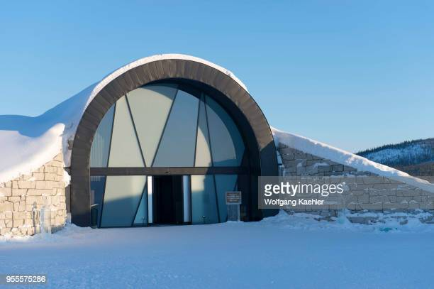 Launched in 2016 the ICEHOTEL 365 is a permanent structure and offers year round the stay in the Icehotel in Jukkasjarvi near Kiruna in Swedish...