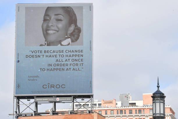 UNS: CÎROC Launches New Billboards Celebrating Freedom to Vote #CÎROCStands