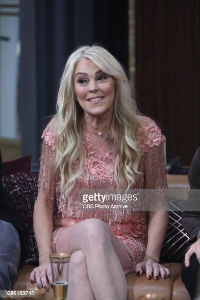 EDITION launches with a twonight premiere event Monday Jan 21 and Tuesday Jan 22 on the CBS Television Network Pictured Dina Lohan