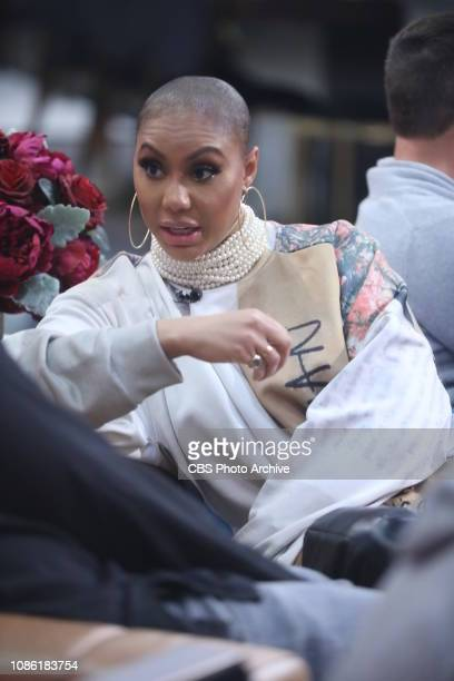 EDITION launches with a twonight premiere event Monday Jan 21 and Tuesday Jan 22 on the CBS Television Network Pictured Tamar Braxton