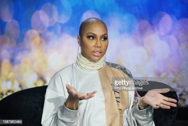Launches with a two-night premiere event Monday, Jan. 21 and Tuesday, Jan. 22 on the CBS Television Network.Picutred Tamar Braxton.