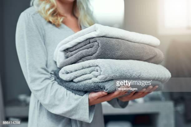 De lavandería día