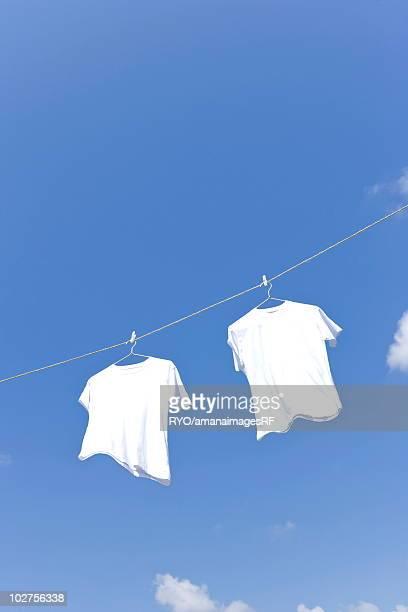 laundry image - 乾かす ストックフォトと画像