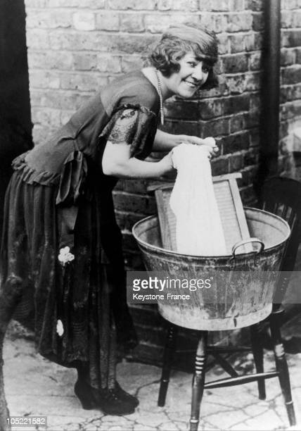 Laundry In England To 1930