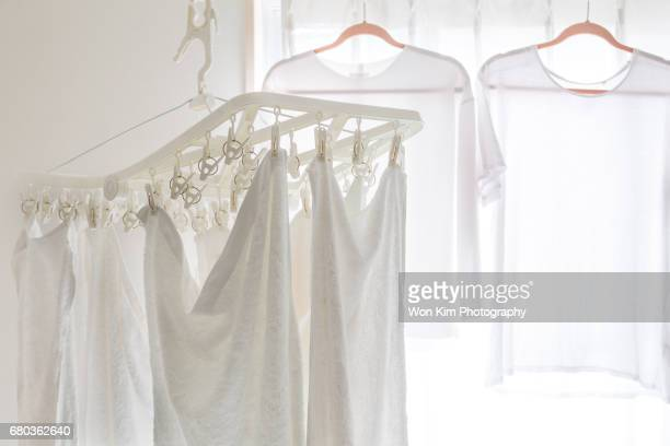 laundry - drying stock pictures, royalty-free photos & images