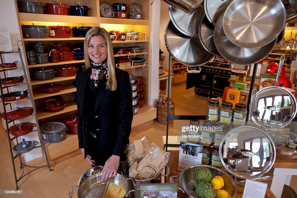 Williams-Sonoma Founder Tells New CEO Alber To 'Make It Better : ニュース写真