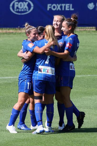 AUS: W-League Rd 5 - Newcastle v Western Sydney