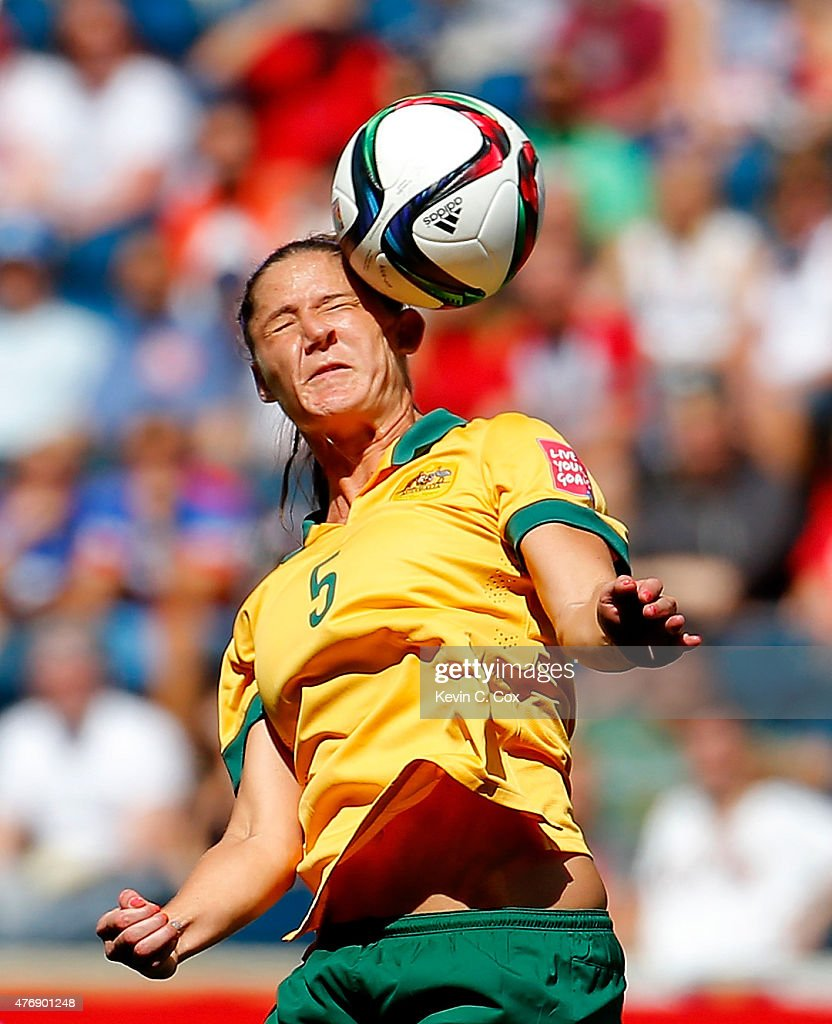 Australia v Nigeria: Group D - FIFA Women's World Cup 2015