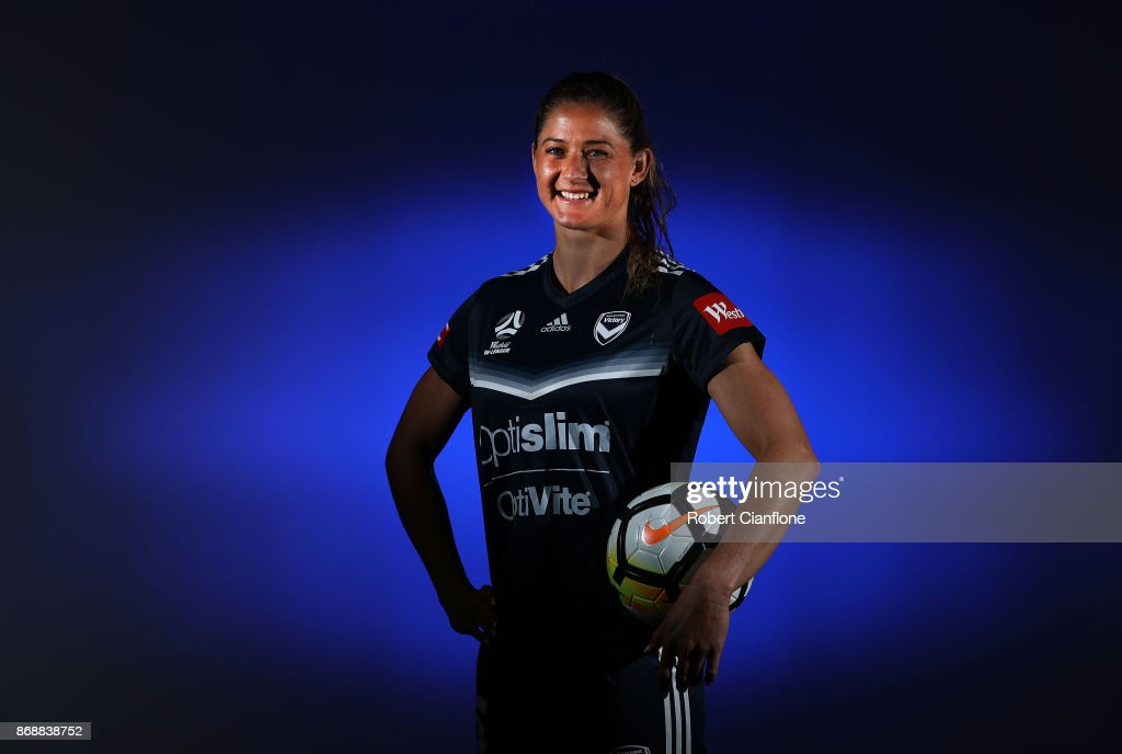 Melbourne Victory W-League Portrait Session