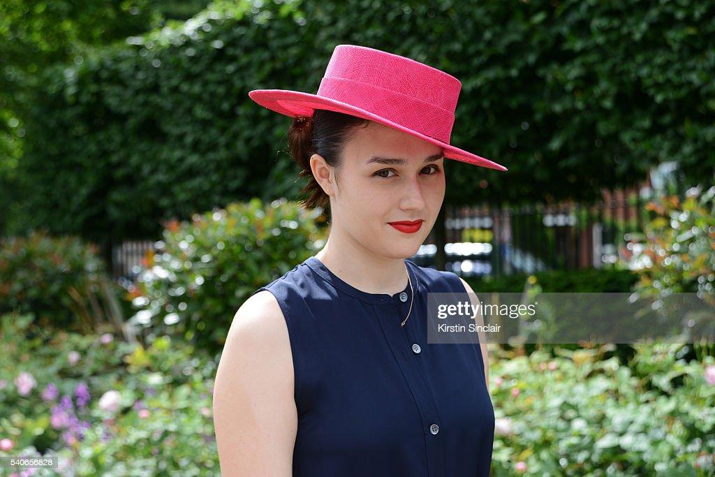 Royal Ascot 2016 - Fashion Day 3 : News Photo