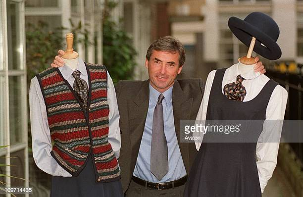 Laura Ashley Results 22 09 94 HUGH BLAKEWAY WEBB Chairman and Finance Director GEOFF HASLEHURST of manufacture and retail group Laura Ashley Plc HUGH...