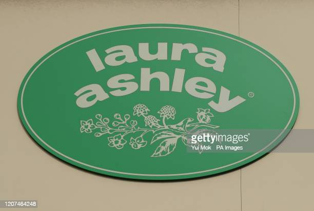 Laura Ashley store in South Woodford, London. The fashion chain has filed for administration, putting up to 2,700 jobs at risk, after rescue talks...