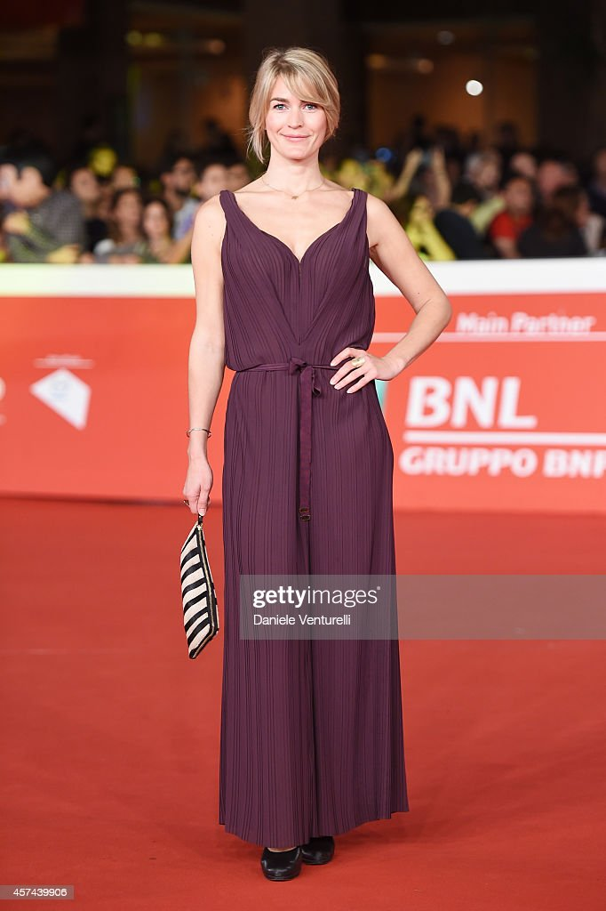 Laura Bach attends the 'Last Summer' Red Carpet during the 9th Rome Film Festival on October 18, 2014 in Rome, Italy.