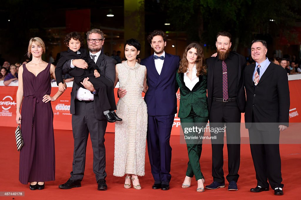 'Last Summer' Red Carpet - The 9th Rome Film Festival