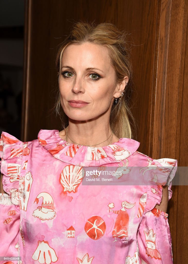 Laura Bailey attends the launch of issue 6 of the IngŽnue Magazine, in partnership with Koko Kanu, at Mortimer House on April 12, 2018 in London, England.