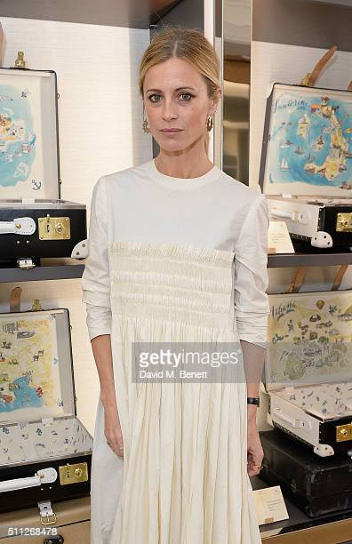 Laura Bailey attends The Luxury Collection Hotels Resorts and GlobeTrotter event to Celebrate a Unique Luggage Collection Designed by Sofia Sanchez...