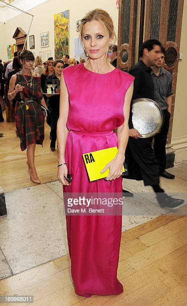 Laura Bailey attends the preview party for The Royal Academy Of Arts Summer Exhibition 2013 at Royal Academy of Arts on June 5 2013 in London England