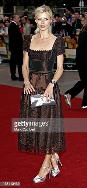 Laura Bailey Attends The 'Pride Prejudice' Uk Film Premiere At The Odeon Cinema In London'S Leicester Square
