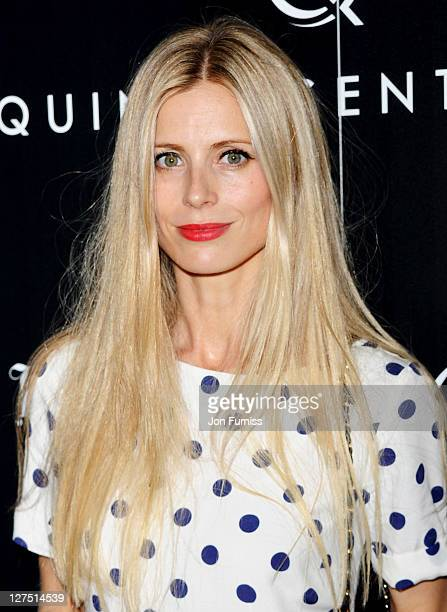 Laura Bailey attends the Quintessentially Awards at One Marylebone on September 28 2011 in London England