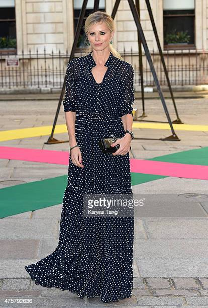 Laura Bailey attends the Royal Academy of Arts Summer Exhibition at the Royal Academy on June 3 2015 in London England