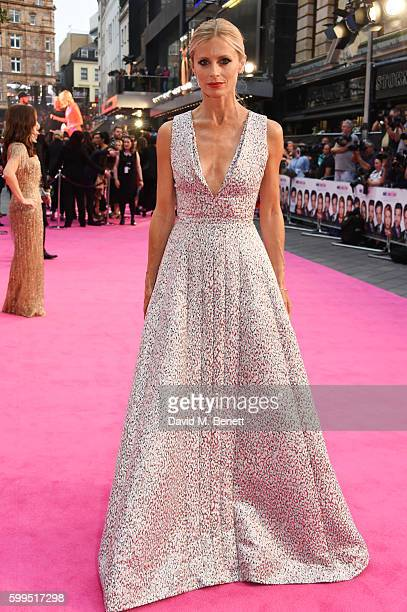 Laura Bailey attends the World Premiere of 'Bridget Jones's Baby' at Odeon Leicester Square on September 5 2016 in London England