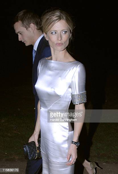 Laura Bailey during Vogue and Motorola Celebrate the Magazine's 90th Anniversary Arrivals at The Serpentine Gallery in London Great Britain