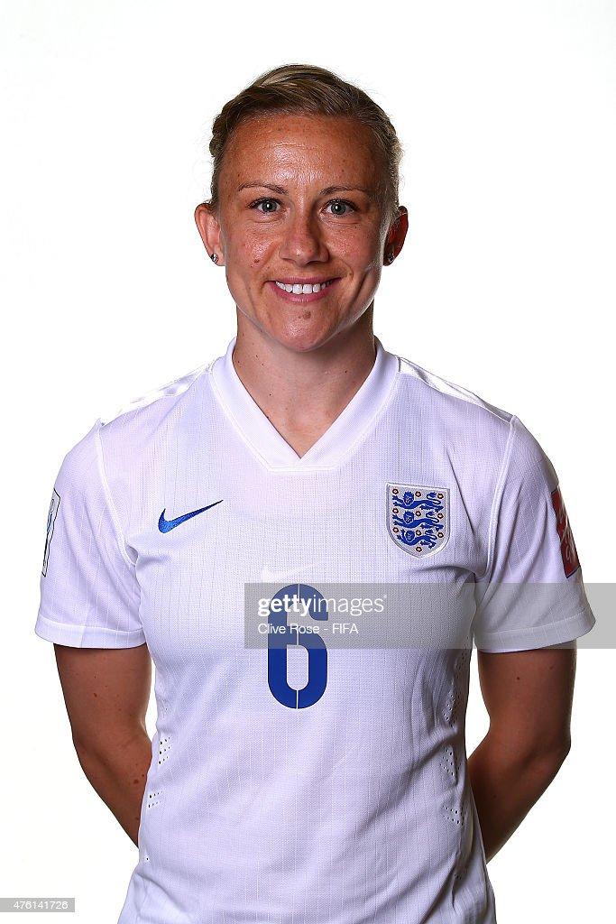England Portraits - FIFA Women's World Cup 2015