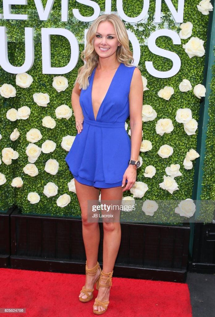 2017 Summer TCA Tour - CBS Television Studios' Summer Soiree - Arrivals : News Photo