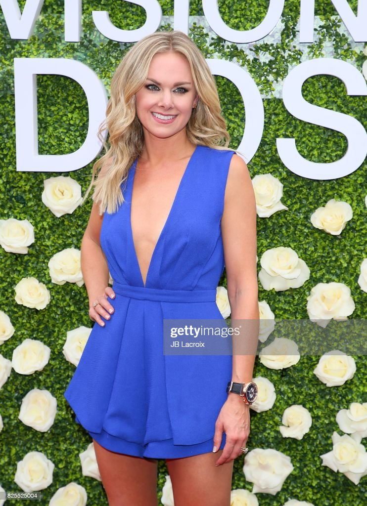 Laura Bell Bundy attends the 2017 Summer TCA Tour - CBS Television Studios' Summer Soiree on August 01 in Studio City, California.