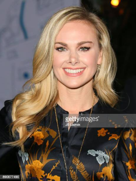 Laura Bell Bundy attends the premiere of Columbia Pictures' 'Jumanji Welcome To The Jungle' on December 11 2017 in Los Angeles California