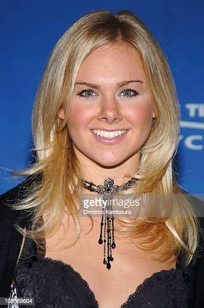 Laura Bell Bundy during 8th Annual Muscular Dystrophy Association's Muscle Team 2005 Gala at Chelsea Piers in New York City, New York, United States.