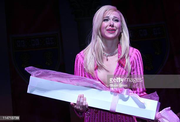 "Laura Bell Bundy during Opening Night of ""Legally Blonde"" on Broadway - April 29, 2007 at The Palace Theatre and Cipriani 42nd Street in New York..."