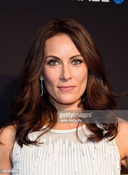 Laura Benanti attends the 2015 New York Spring Spectacular at Radio City Music Hall on March 26 2015 in New York City