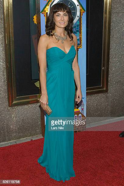 Laura Benanti attends the '63rd Annual Tony Awards' at Radio City Music Hall in New York City