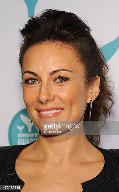 Laura Benanti attends The 7th Annual Shorty Awards on April 20, 2015 in New York City.