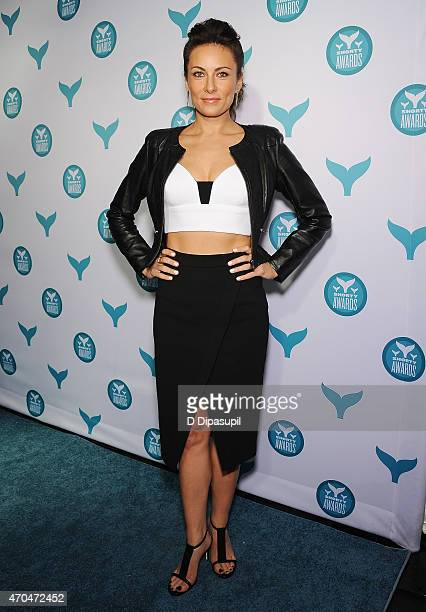 Laura Benanti attends The 7th Annual Shorty Awards on April 20 2015 in New York City