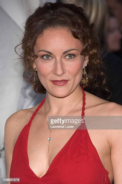 Laura Benanti during Take The Lead New York City Premiere Arrivals at Loews Lincoln Square in New York City New York United States