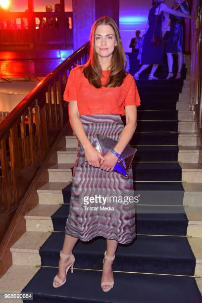 Laura Berlin attends the Studio Hamburg Nachwuchspreis on June 6 2018 in Hamburg Germany