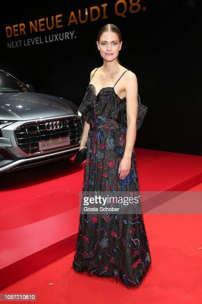 Laura Berlin during the 25th Opera Gala at Deutsche Oper Berlin on November 3 2018 in Berlin Germany