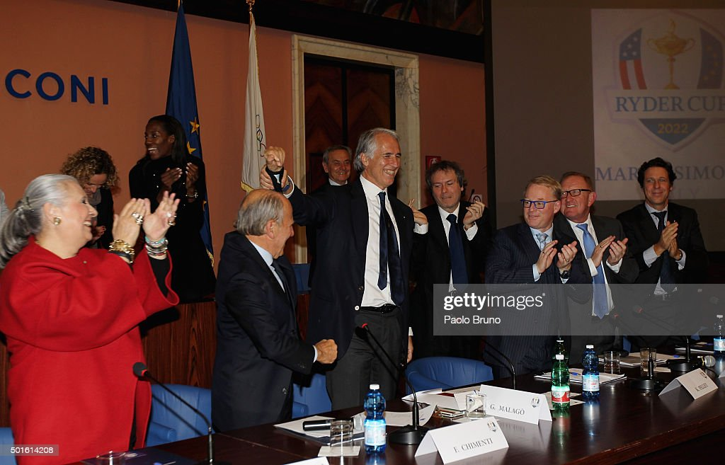 Ryder Cup 2022 Press Conference