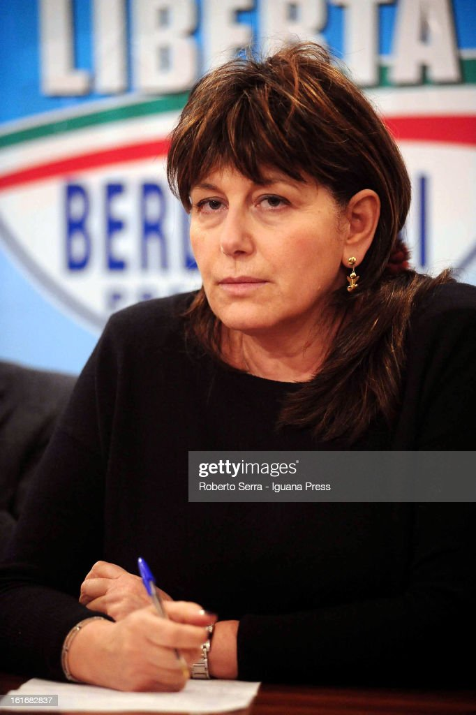 PDL Candidates Continue Electoral Campaign In Bologna Photos and