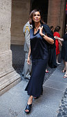 rome italy laura boldrini attends french