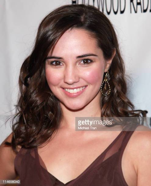 """Laura Breckenridge during Junior Hollywood Radio & Television Society Presents The 3rd Annual """"Young Hollywood"""" Holiday Party - Arrivals at Privilege..."""