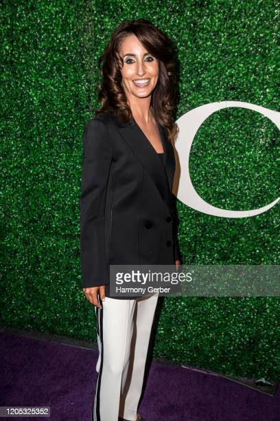 Laura Bryna attends the 3rd Annual Griot Gala Oscars After Party 2020 Hosted By Michael K. Williams at Ocean Prime on February 09, 2020 in Beverly...