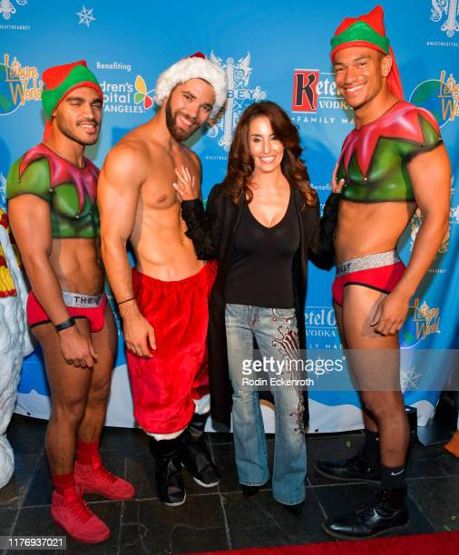 Laura Bryna attends the Children's Hospital of Los Angeles Christmas In September Toy Drive at The Abbey on September 24 2019 in West Hollywood...