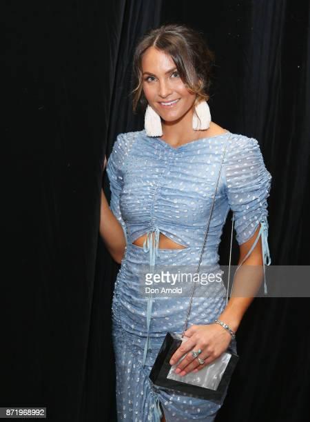 Laura Byrne poses during the Network Ten 2018 Upfronts on November 9, 2017 in Sydney, Australia.